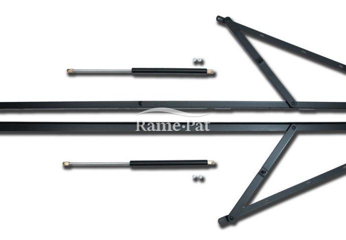 Mecanism Rabatare Somiera Metalica 2 Persoane