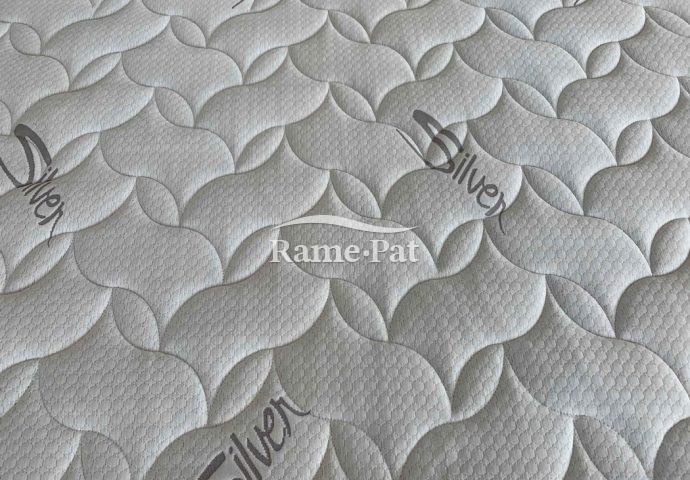 Saltea 2 anotimpuri Silver Eco Memory-Foam, 12+2+2 – Ortopedica 200 x 90