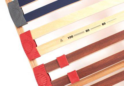 Cadru de pat din lemn de fag – somiera RUS