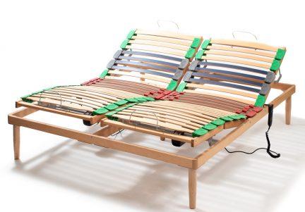 Somiera electrica din lemn RES 1-2