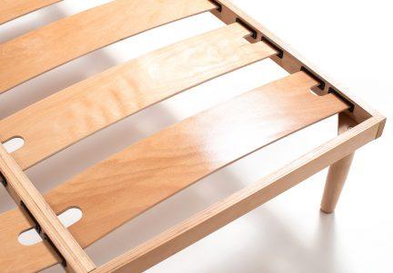 Somiera cu lamele late din lemn – RDLC 1-2