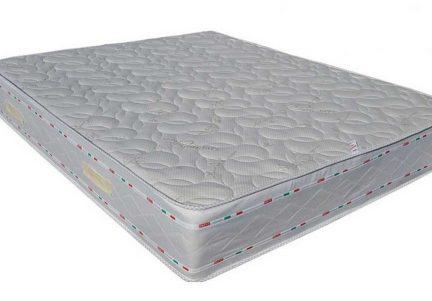 Saltea memory cu bumbac organic Cottone Comfort 14+6, Aquagel Air-Fresh