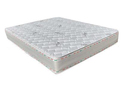 Saltea Silver Memory Foam 4 cm Ortopedic Confort Air-Fresh Aquagel