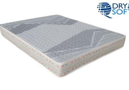 Saltea Q-Dry & Soft SuperOrtopedica Memory 14+2 cm